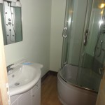 Gîte La Baie Centrale salle de bain 1