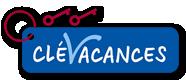 Logo Clévacances 2 clés