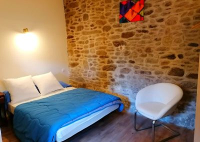 Studio La Baie chambre
