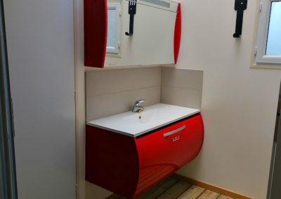 Studio La Baie salle de bain 2