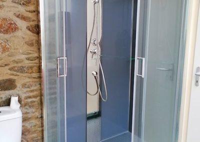 Studio La Baie salle de bain